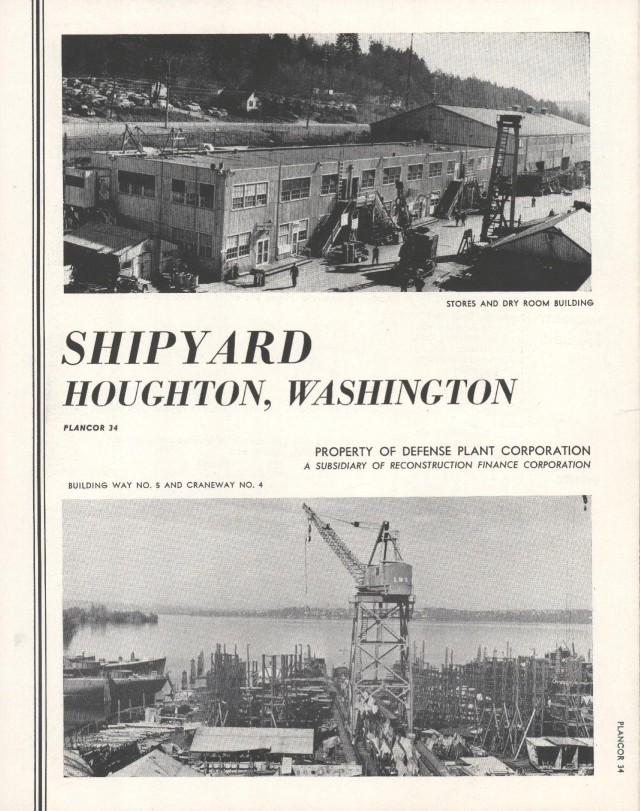 Washington Shipyard Brochure Cover