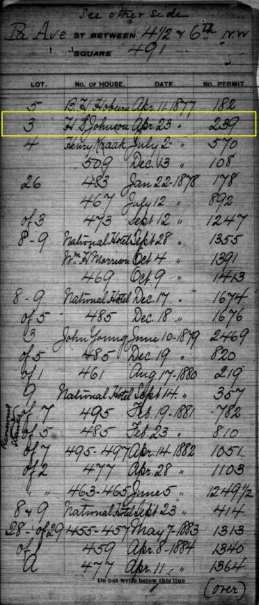 1877 index A