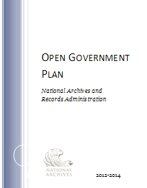 Open Gov Plan Cover