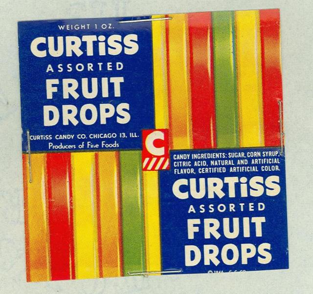 Curtiss Candy 1947