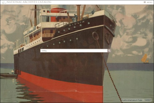 new catalog homepage- ship