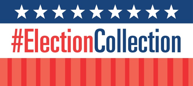 #ElectionCollection banner